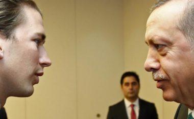 """Kancelari austriak akuzon Erdoganin: Refugjatët po i përdor si """"armë"""" kundër BE-së"""