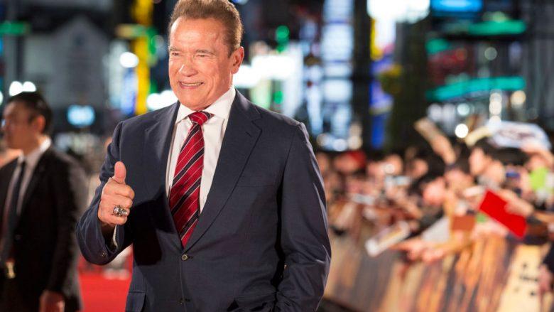 Arnold Schwarzenegger (Foto: Yuichi Yamazaki/Getty Images/Guliver)