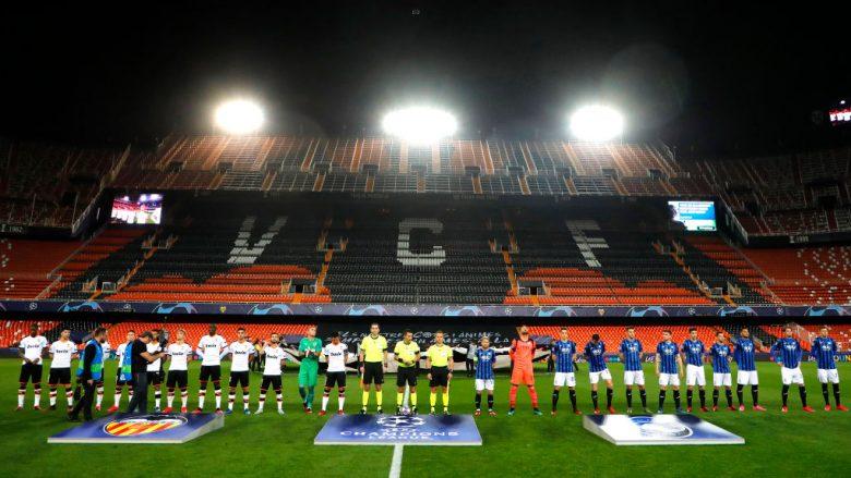 Valencia - Atalanta (Foto: UEFA - Handout via Getty Images/Guliver)