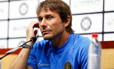 Conte: Juventus-Inter, ndeshje e madhe edhe pa tifozë