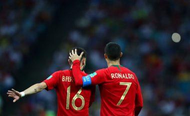 Fernandes rrëfen për ndikimin që patën fjalët inkurajuese të 'idhullit' Ronaldo