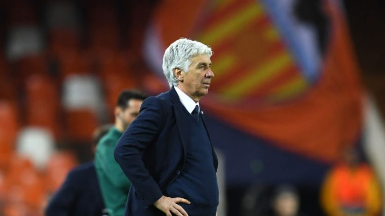 Gian Piero Gasperini (Foto: UEFA Pool/Getty Images/Guliver)