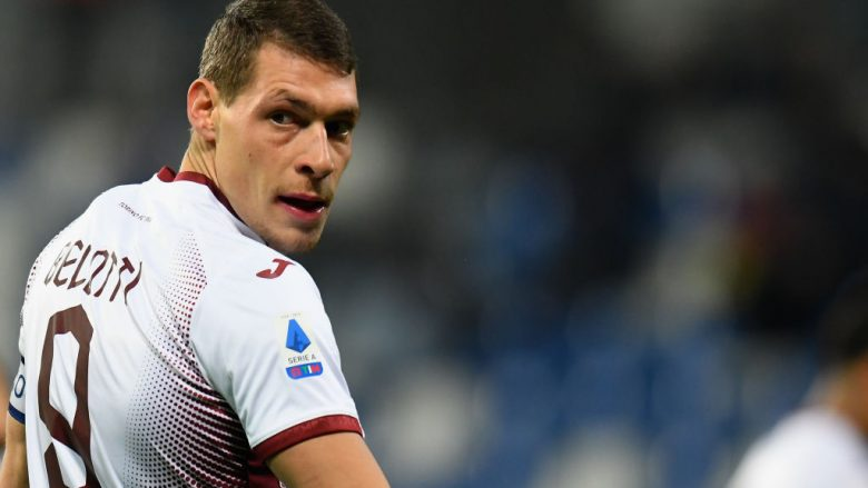 Andrea Belotti. (Photo by Alessandro Sabattini/Getty Images)