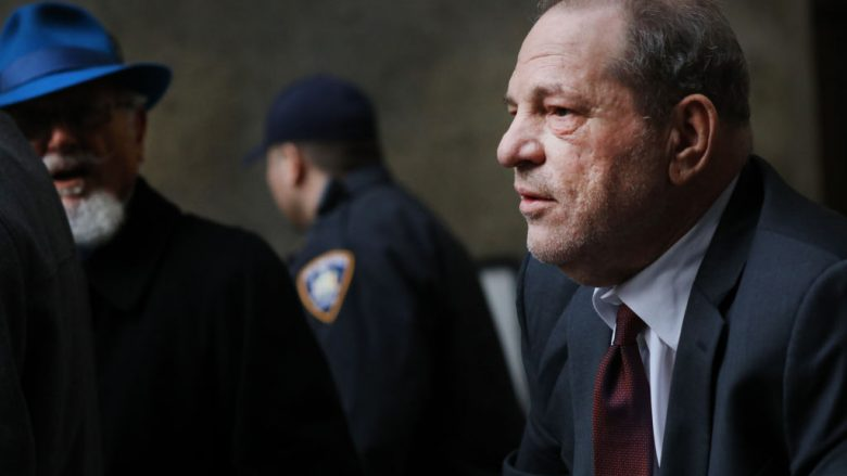 Harvey Weinstein (Foto: Spencer Platt/Getty Images/Guliver)