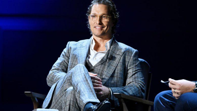 Matthew McConaughey (Foto: Noam Galai/Getty Images for HISTORY)
