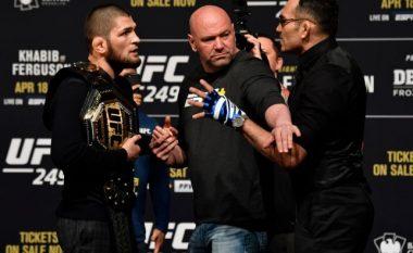Dana White anulon tri data në UFC, por zbulon plane radikale për përballjen Khabib - Ferguson