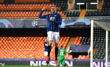 Notat e lojtarëve, Valencia 3-4 Atalanta: Josip Ilicic me notë maksimale