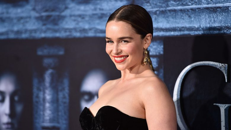Emilia Clarke (Foto: Alberto E. Rodriguez/Getty Images/Guliver)
