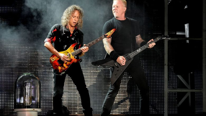 Metallica (Foto: Kevin Winter/Getty Images/Guliver)