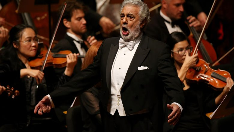 Placido Domingo (Foto: Phillip Faraone/Getty Images for Musco Center for the Arts at Chapman University/Guliver)