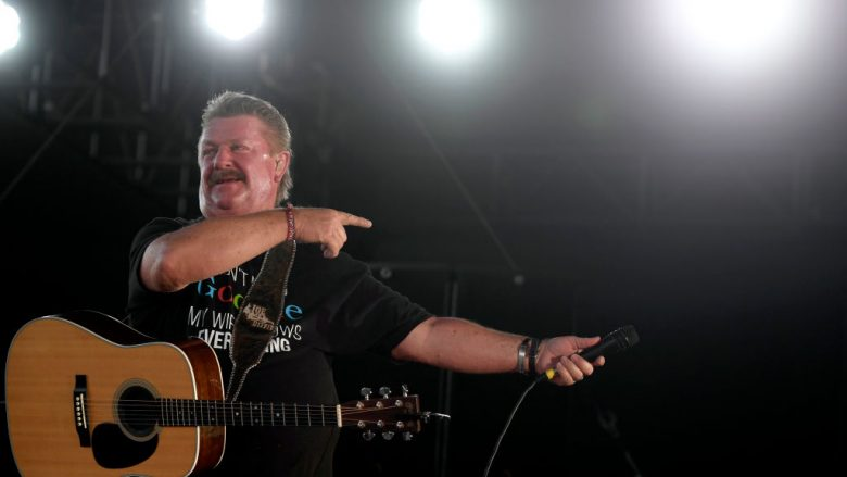 Joe Diffie (Foto: Frazer Harrison/Getty Images for Stagecoach/Guliver)