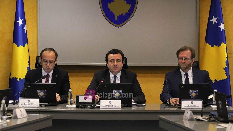 Qeveria me masa të reja ndaj COVID-19, kufizohet lëvizja e qytetarëve dhe automjeteve
