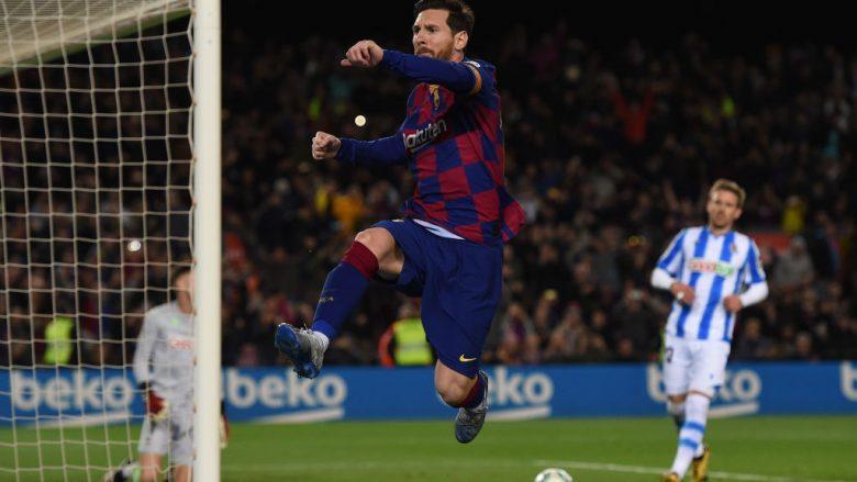Lionel Messi (Foto: Alex Caparros/Getty Images/Guliver)