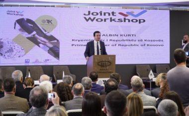 Kurti: Reciprociteti me Serbinë do të ndodhë, do të largojmë të gjitha barrierat tregtare me Shqipërinë dhe Maqedoninë e Veriut