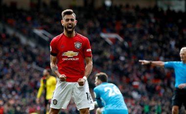 Bruno Fernandes: Jam i uritur për të fituar trofe me Manchester Unitedin