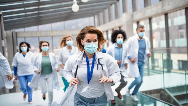 Vetë-kujdesi dhe menaxhimi i stresit gjatë krizës COVID-19: Udhëzuesi për Profesionistët e Shëndetit Onkologjik