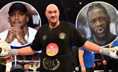 Tyson Fury konfirmon se do të pensionohet nga boksi pas trilogjisë me Deontay Wilderin dhe meçit me Anthony Joshuan