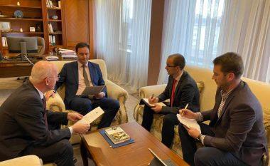 Konjufca propozon tërheqjen e Vlora Çitakut dhe gjashtë ambasadorëve të tjerë nga misioni diplomatik