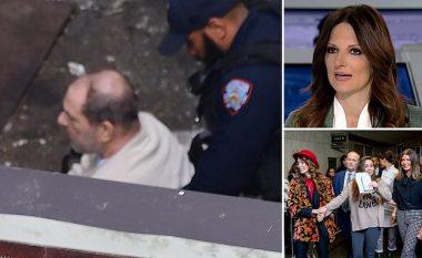 Harvey Weinstein dërgohet me urgjencë në spital pak orë pas dënimit të tij me 23 vite burg - avokatja e quan të padrejtë vendimin
