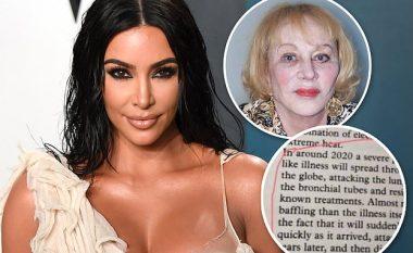 Kim Kardashian ndan me fansat një fragment nga libri i shkrimtares së famshme që parashikoi përhapjen e një pandemie famëkeqe në vitin 2020