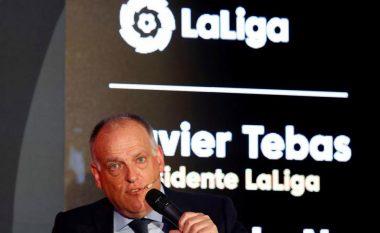 La Liga vlerëson 700 milionë euro humbje nëse sezoni përfundon tani shkaku i coronavirusit