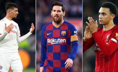 Lionel Messi emëron 15 lojtarët që do të bëhen më të mirët në botë