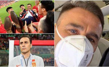 Kina i rikthehet normalitetit pas coronavirusit, Cannavaro: Ka vetëm një mënyrë për ta mposhtur këtë pandemi