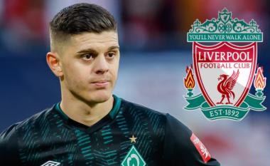 Liverpooli i prinë garës për transferimin e Milot Rashicës nga Werder Bremeni