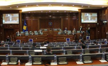 Votohet mocioni - bie Qeveria Kurti
