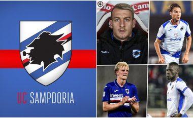 Katër lojtarë të tjerë të Sampdorias preken me coronavirus
