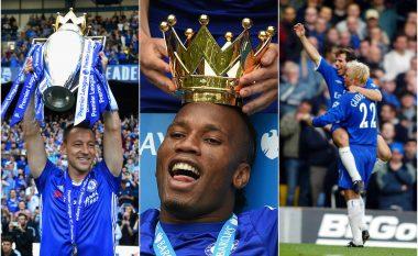Tifozët e Chelseat zgjedhin 25 lojtarët më të mirë në histori të klubit, lista me shumë befasi
