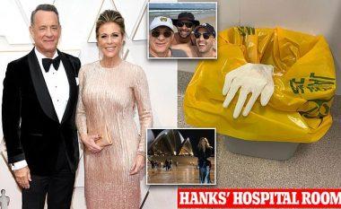 Aktori Tom Hanks dhe gruaja e tij Rita Wilson rezultojnë pozitivë në coronavirus, po trajtohen në Australi