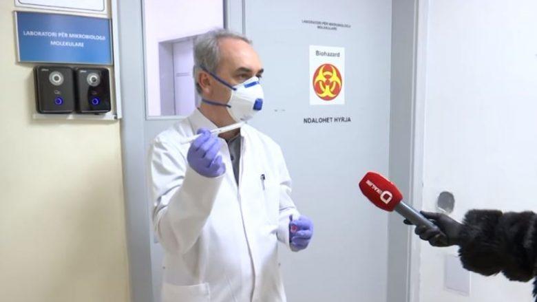 Testi i coronavirusit kushton 35 euro, mikrobiologu kosovar tregon si bëhet ai