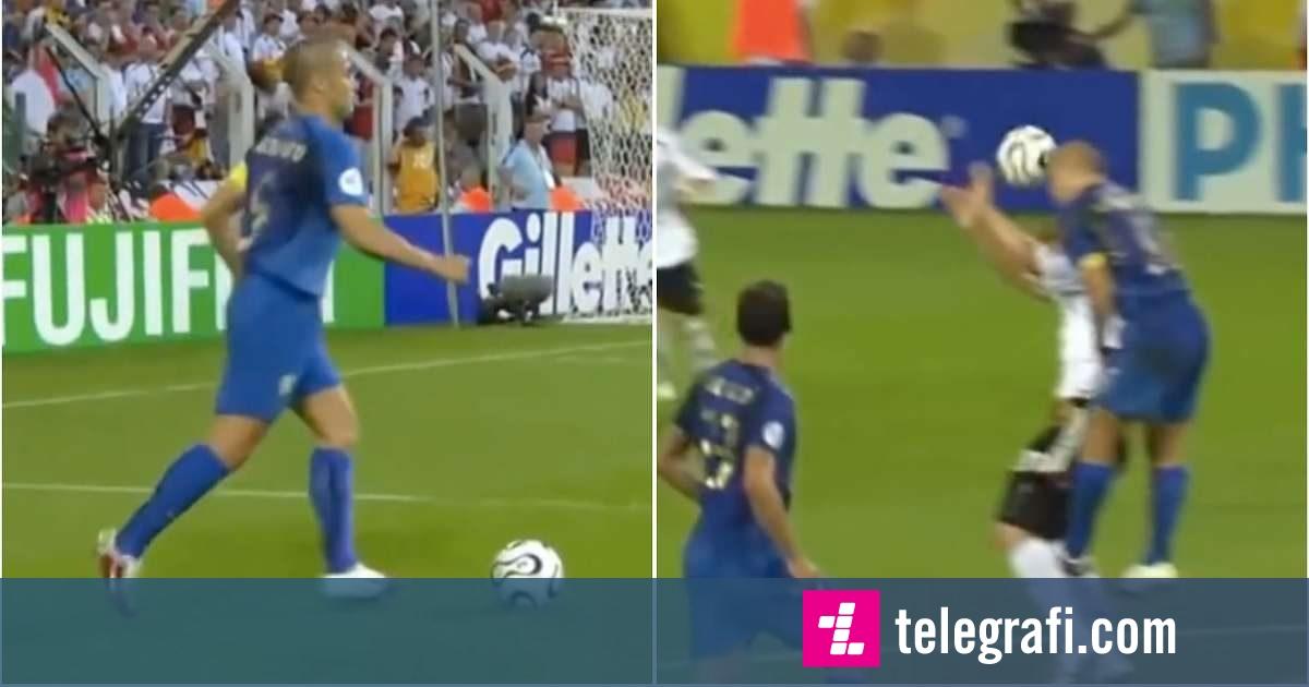Ta kujtojmë paraqitjen e Fabio Cannavaros ndaj Gjermanisë në Kampionatin Botëror 2006   ndeshja më e mirë e një mbrojtësi ndoshta në histori