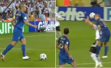 Ta kujtojmë paraqitjen e Fabio Cannavaros ndaj Gjermanisë në Kampionatin Botëror 2006 – ndeshja më e mirë e një mbrojtësi ndoshta në histori