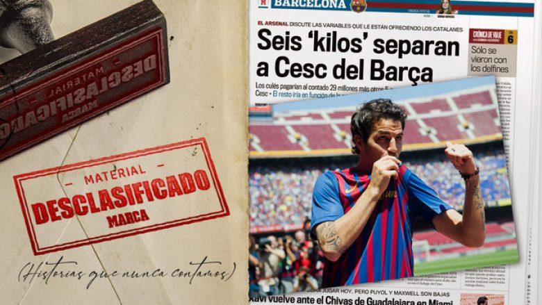 Pagë më të vogël për tu bashkuar me klubin e ëndrrave: Kjo gjë nuk ka ndodhur asnjëherë te Barcelona - as me Fabregasin e Mascheranon