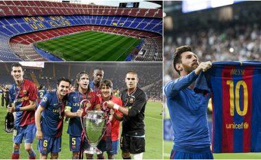 Kuizi i madh rreth Barcelonës: Testoni njohuritë tuaj për gjigantin spanjoll