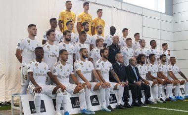 Lojtarët e Real Madridi bien dakord që të ulin pagat, klubi i falënderon