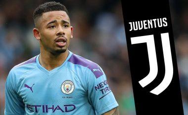 Juventusi insiston për transferimin e Gabriel Jesus, ofron një sulmues dhe 50 milionë euro për brazilianin