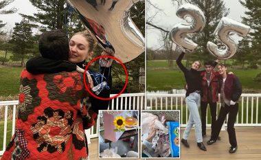 A e zbuloi Gigi Hadid gjininë e foshnjës në ditëlindjen e saj të 25-të?