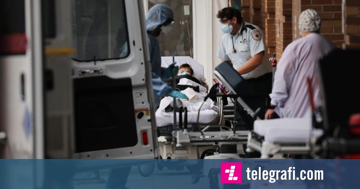 Numri i të vdekurve në Spanjë kalon shifrën 10 mijë   numri i të prekurve në botë i afrohet 1 milionëshit