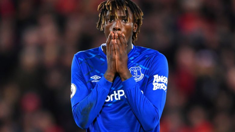 Moise Kean. (Photo by Laurence Griffiths/Getty Images)