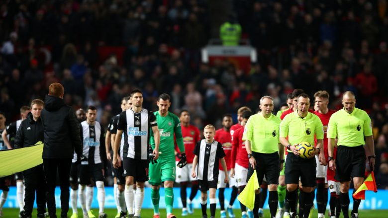 Manchester United - Newcastle United. (Photo by Clive Brunskill/Getty Images)