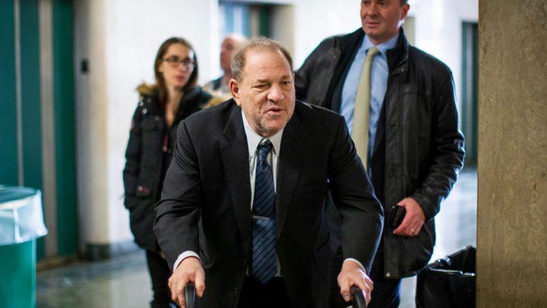 Harvey Weinstein (Foto nga Eduardo Munoz Alvarez/Getty Images/Guliver)
