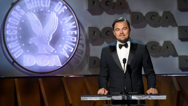 Leonardo DiCaprio (Foto: Kevork Djansezian/Getty Images/Guliver)