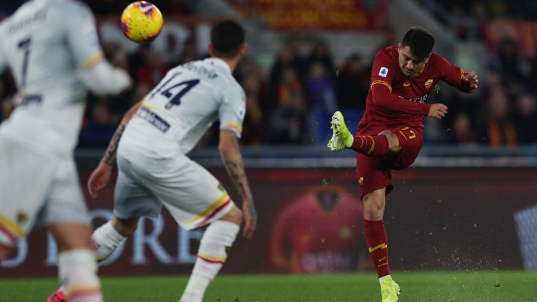 Cengiz Under.  (Photo by Paolo Bruno/Getty Images)