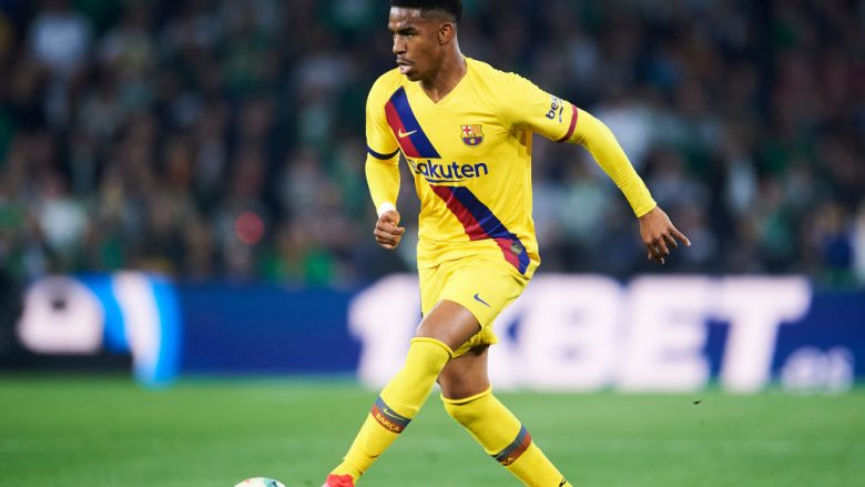 Junior Firpo. (Photo by Aitor Alcalde/Getty Images)