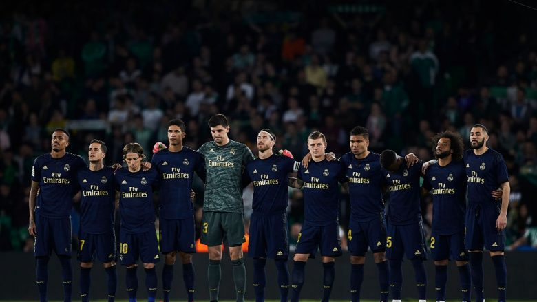 Real Madrid . (Photo by Fran Santiago/Getty Images)