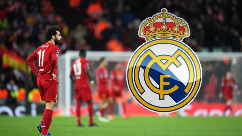 Mohamed Salah .  (Photo by Laurence Griffiths/Getty Images)