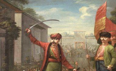 Shqiptari që rrëzoi nga froni Sulltan Ahmetin e III-të